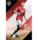 Póster Manchester United FC 281593