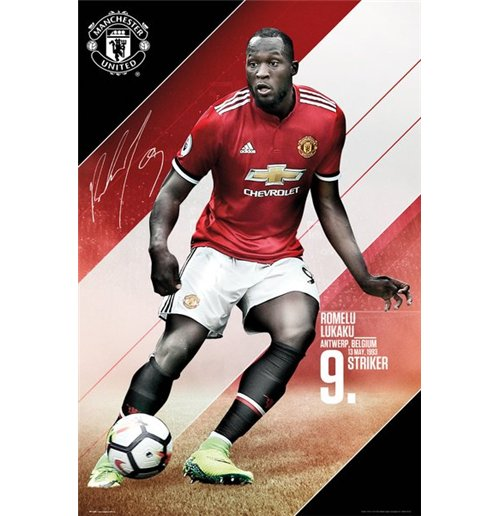 Póster Manchester United FC 281595
