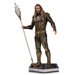 Justice League Movie Estatua Aquaman 34 cm