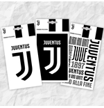 Vinilo decorativo para pared Juventus 281632