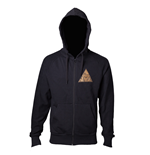 Sudadera con cremallera The Legend of Zelda - Zelda Golden Triforce