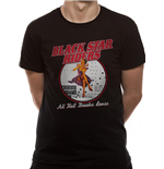 Camiseta Black star riders 282045