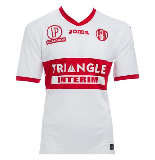 Camiseta 2017/18 Toulouse Away
