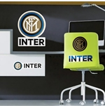 Vinilo decorativo para pared Inter de Milán Logo