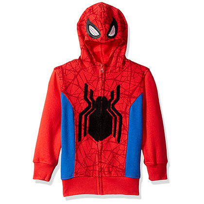 Sudadera Spiderman Big Boys Costume