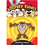 Looney Tunes Figura Maleable Taz the Tazmanian Devil 15 cm