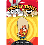 Looney Tunes Figura Maleable Yosemite Sam 15 cm