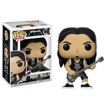 Metallica POP! Rocks Vinyl Figura Robert Trujillo 9 cm