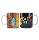 Street Fighter Taza sensitiva al calor Bison