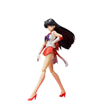 Sailor Moon SuperS Figura S.H. Figuarts Sailor Mars (S4) Tamashii Web Exclusive 14 cm
