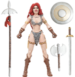 Red Sonja Figura Maleable She-Devil with a Sword 14 cm