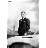 Póster James Bond - 007 282508