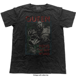 Camiseta Queen NOTW (Vintage Finish)