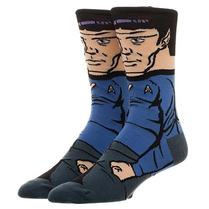 Calcetines Star Trek Spock