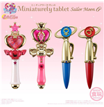 Sailor Moon Réplica 10 cm Expositor Mini Compact Tablet Case Vol. 6 (6)