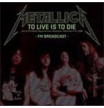 Vinilo Metallica - To Live Is To Die (2 Lp)