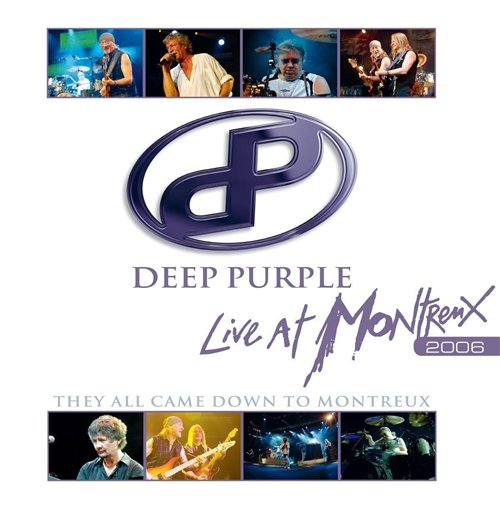 Vinilo Deep Purple - They All Came Down To Montreux (2 Lp)