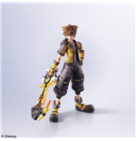 Kingdom Hearts III Bring Arts Figura Sora Guardian Form Version 16 cm