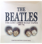 Vinilo Beatles (The) - The Lost Abbey Road Tapes 1962-64 (Clear Vinyl)