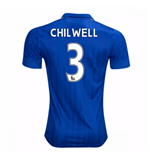 Camiseta Leicester City F.C. 2016-2017 Home (Chilwell 3) de niño