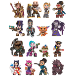 League of Legends Minifiguras Mystery Minis 6 cm Expositor (12)