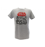 Camiseta Star Wars Millennium Falcon