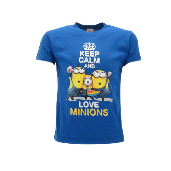 Camiseta Gru, mi villano favorito - Minions 2Camiseta Gru, mi villano favorito 2 keep calm84424