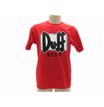Camiseta Los Simpsons Duff