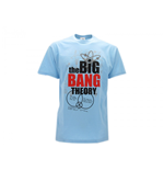 Big Bang Theory Camiseta - BBT16.AZ