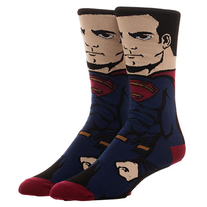 Calcetines Justice League SUPERMAN