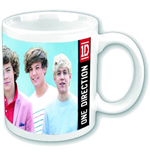 Taza One Direction - Group Shot