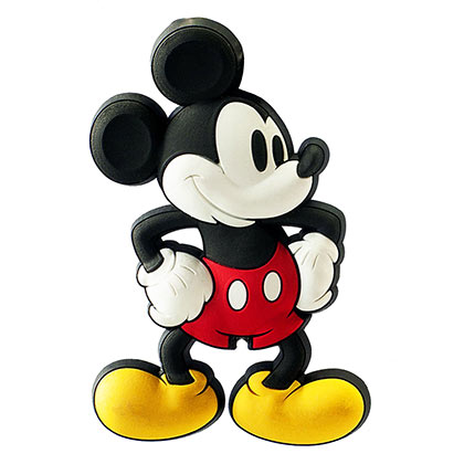 Imán Mickey Mouse
