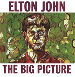 Vinilo Elton John - The Big Picture (2 Lp)
