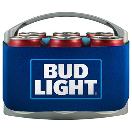 Heladera portátill Bud Light