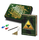 Legend of Zelda Set Papeleria Premium Triforce