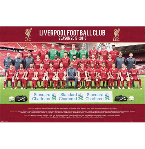 Póster Liverpool FC 285125