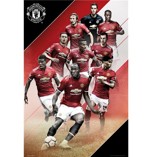 Póster Manchester United FC 285128