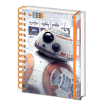 Cuaderno Star Wars 285150