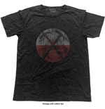 Camiseta Pink Floyd de hombre - Design: The Wall Vintage Hammers