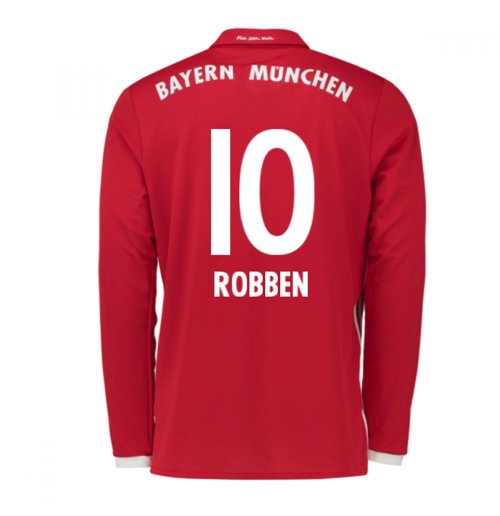 Camiseta Bayern de Munich 2016-2017 Home