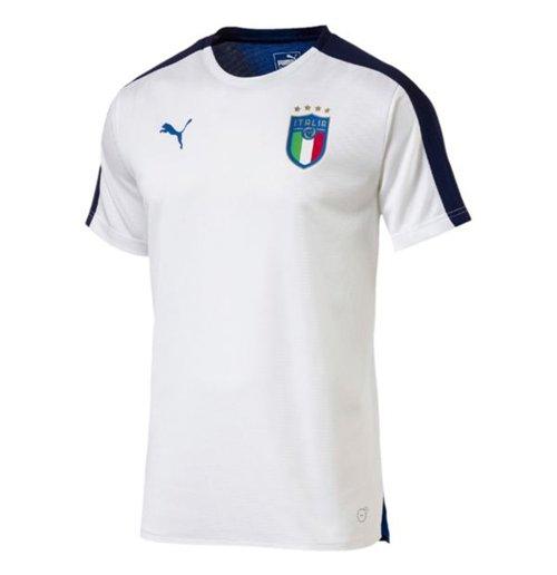 Compra Camiseta Italia Fútbol 2018-2019 (Blanco) Original