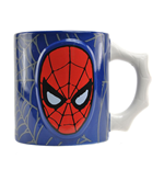 Marvel Comics Taza Embossed Spider-Man