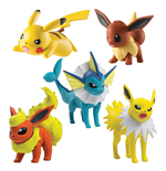 Pokemon Pack de 3 Figuras Multi-Pack D2 6 cm
