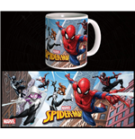 Marvel Comics Taza Everybody Let's Go