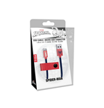 Cable USB Spiderman 286365