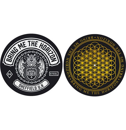 Alfombrilla de tocadiscos Bring Me The Horizon 286372