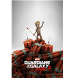 Póster Guardians of the Galaxy 286479