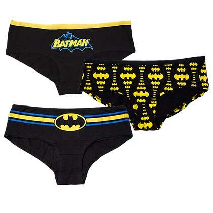 999ad1f81 Ropa Interior Batman de mujer Original  Compra Online en Oferta