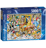Puzzle Mickey Mouse 286830
