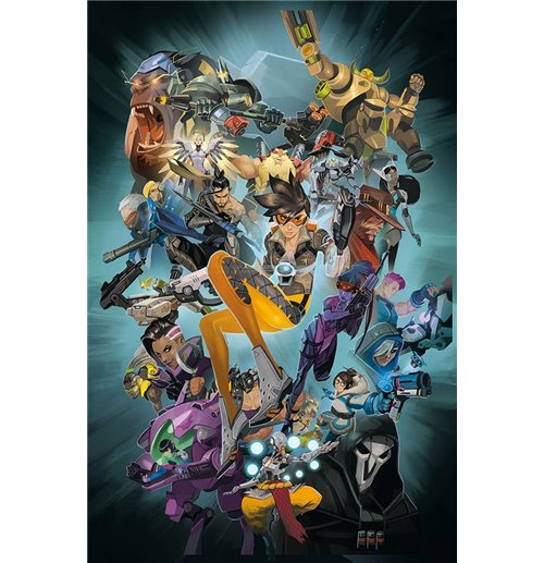 Overwatch Anthology Volume 1 *INGLÉS*
